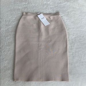 Hego Boutique Bandage Bodycon Skirt
